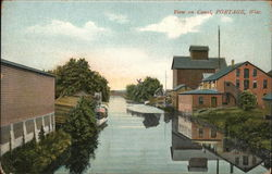 View on Canal