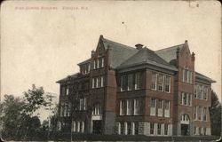 High School Building