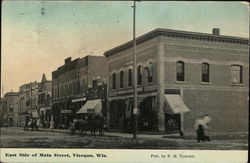 East Side of Main Street