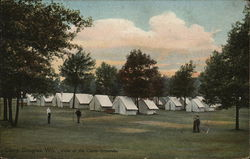 View of the Camp Grounds
