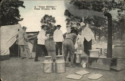 A Camp Kitchen