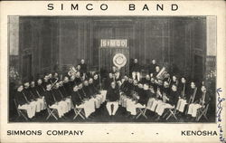 Simmons Company - Simco Band