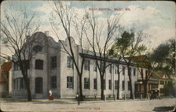 Beloit Hospital Postcard