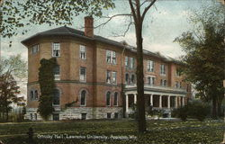 Oemsby Hall, Lawrence University