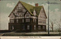 Beta Fraternity House