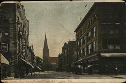 Main Street, East from Fourth Street