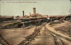 Freight Yards and Union Depot