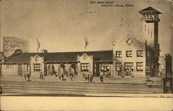 New Union Depot Postcard
