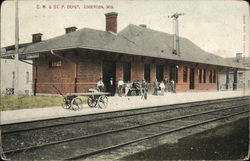 Chicago, Milwaukee & St. Paul Depot