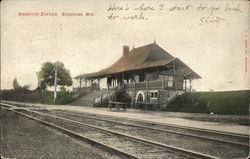 Nashotah Station