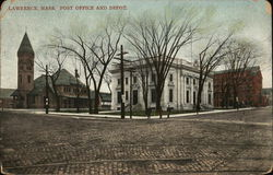 Post Office and Depot
