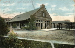 Allston Railroad Station