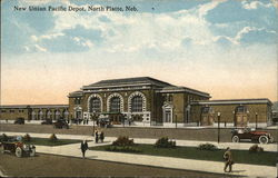 New Union Pacific Depot