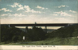 The Apple River Trestle