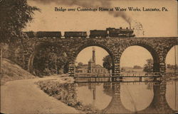 Bridge Over Connestoga River at Water Works