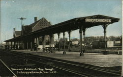 Illinois Central Depot