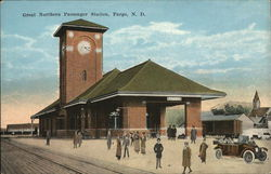 Great Northern Passenger Station