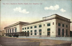 New Southern Pacific Depot