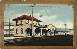 V.B. & Napa Valley R.R. Station