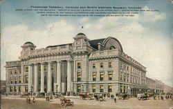 Chicago and North Western Railway - Passenger Terminal