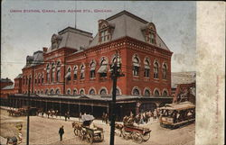 Union Station, Canal and Adams Streets