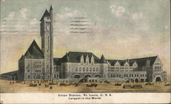 Union Station, Largest In The World