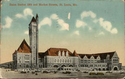 Union Station, Eighteenth and Market Streets