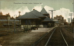 Pennsylvania Passenger Station