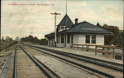 Indianapolis Southern Depot