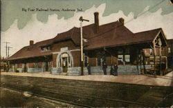 Big Four Railroad Station