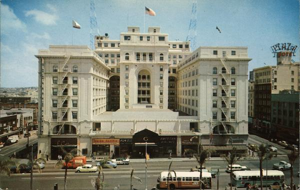 New Face of U.S. Grant Hotel San Diego California