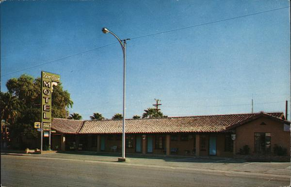 Don Juan Motel Calexico California