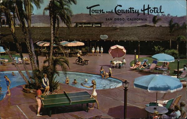 Town and Country Hotel San Diego California