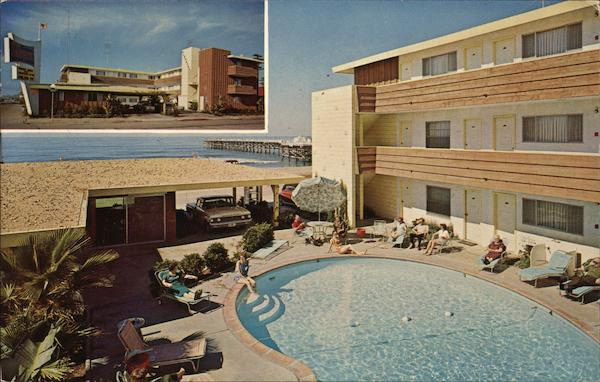 Ocean Sands Motor Lodge San Diego California