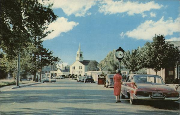 Osterville Center Cape Cod Massachusetts