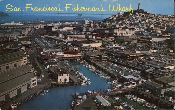 Fisherman's Wharf San Francisco California