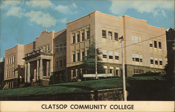 Clatsop County Community College Astoria Oregon
