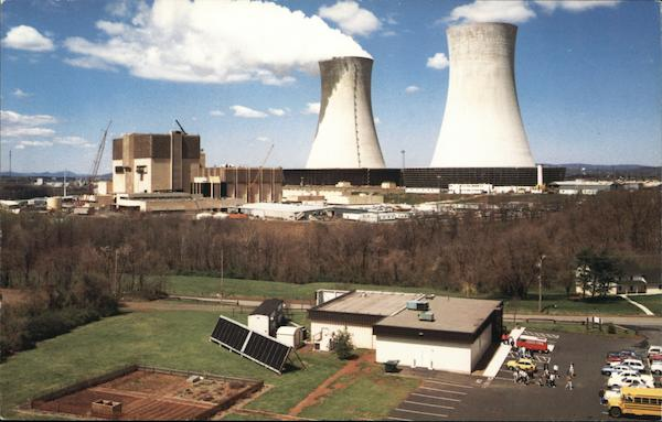 Limerick Generating Station Montgomery County Pennsylvania