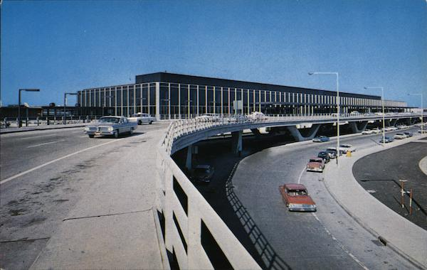 O'Hare International Airport Chicago Illinois United Air Lines