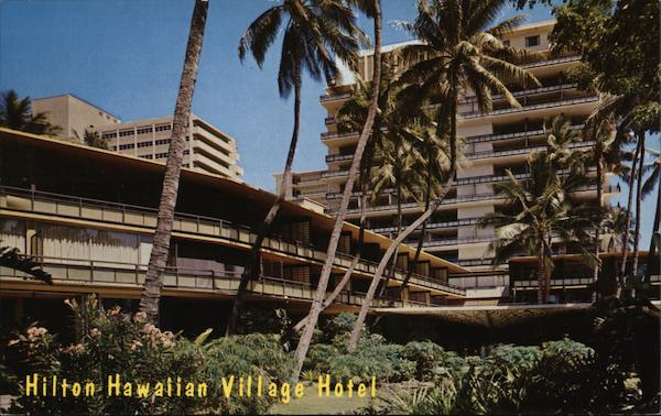 Hilton Hawaiian Village Hotel Honolulu