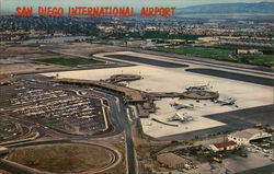 View of International Airport