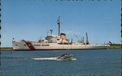 "Coast Guard Cutter ""Mackinaw"""