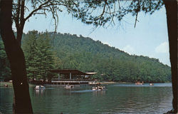 Vogel State Park and Lake Trahlyta