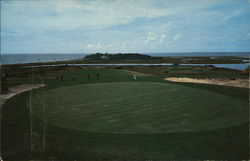 Scenic Golf Course on Cape Cod