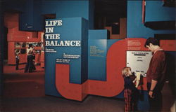 Life in the Balance, Museum of Science
