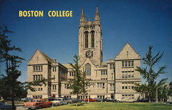 Boston College - Gasson Hall Postcard