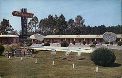 Pittsburgher Motel, U.S. Highway 301 - South Entrance