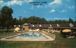 Magnolia Court and Grill