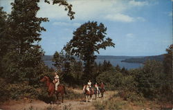 Horseback Riding at Lake Wallenpaupack