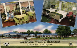 Syl-va-lane Motel & Restaurant